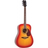 Vintage V400 Guitare Acoustique Dreadnought Série – Cherry Sunburst