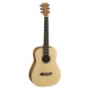 Guitare Folk Cort Earth Mini OP naturel pores ouverts (+ housse)