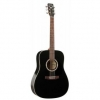 Guitare acoustique Art & Lutherie – noir satiné 25906