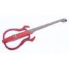 BASSE Electro-acoustique Silencieuse Rouge carmin ~ NEUVE & Garantie