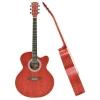 Guitare acoustique de premier choixJumbo, cendres mitadinés
