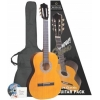 Encore – ENC44OFT – Set avec guitare classique pleine taille en bois naturel (Import Royaume Uni)