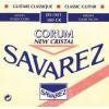 Savarez – Cordes guitare classique – Cristal corum rouge t/norm csa 500cr