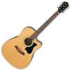 Ibanez – Guitares folks electro acoustiques V72 ECE Naturel