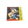 Alice Strings Acoustic Guitar (intensité lumineuse), les points forts E 0,011 à 0,052 E, noyau en acier inoxydable avec tresse en alliage de cuivre, Mod A206-SL