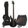 CDP-100 guitare basse BP80 Pack noir de Gear4music