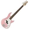 3/4 Junior électrique G-4 basse Rose