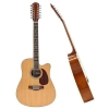 Dreadnought 12 guitare acoustique
