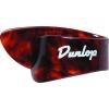 Dunlop – Mediators pour guitares et basses POUCES NYLON ECAILLE MEDIUM