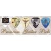 Nirvana – Pack de 5 Médiators – Premium Bronze – Médium