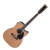 Classic Cantabile WS-12 Guitare folk avec PreAmp/EQ