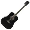 Classic Cantabile Western Series guitare Série folk WS-60DC (noir)