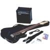 Yamaha ERG 121 GPII H BL Set guitare électrique avec ampli 15 W, sacoche, sangle, accordeur, cordes, 3 médiators et manivelle (Import Allemagne)