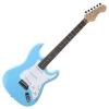 Rocktile ST3-BL Pro Guitare électrique (Bleu ciel)