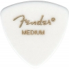 FENDER PACK DE 12 MEDIATORS FORME 346 BLANCS DUR HEAVY
