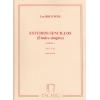 Etudes simples Volume 1 (Nos1-5) – Guitare