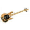 MUSIC MAN STINGRAY HS (+ SIMPLE) TOUCHE ERABLE NATURAL Basse Basse électrique Basse 4 cordes