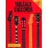 L'encyclopédie des tableaux d'accords pour tous les guitaristes – 1800 accords en photos