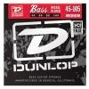 Dunlop – Jeux de cordes pour les guitares basses BASS MEDIUM 45-105