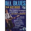 Rébillard : All Blues Methode (+1 CD) – Guitare Tab