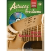 Astuces de la guitare Brésilienne Tablatures + CD + DVD