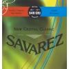 Savarez – Cordes guitare classique – Cristal classic rouge bleu csa 540crj