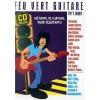 Feu vert guitare – méthode pour débutants (tab) + 1 CD
