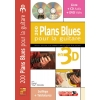 200 plans Blues pour la guitare en 3D (livre/CD/DVD)