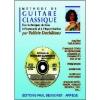 Partition : Nouvelle methode de guitare classique V. Duchateau + CD