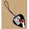 Green Day «American Idiot» – Charms Médiator pour Téléphone Portable