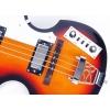 BASSE électrique type «Hofner» (Beatles) couleur Sunburst ~ NEUVE