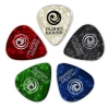 Planet Waves 1CAP4-10 Lot de médiators « Pearl » Celluloïd Medium / 0,7 mm 10 pièces (Import Royaume Uni)