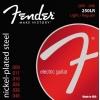Jeu de cordes guitare électrique Fender 250LR 9-46 Light Medium