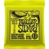 Ernie Ball – Jeux de cordes pour guitares électriques Jeu corde electrique Regular slinky 10/46 2221