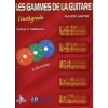 Coffret Gammes de la Guitare l'Intégrale 3 Livres + 3 cd