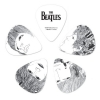 Planet Waves 1CWH6-10B1 Lot de médiators « The Beatles Collection Revolver » Heavy 10 pièces (Import Royaume Uni)