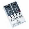 Behringer Ultra-DI / DI20 Boîtier d'injection / Splitter actif 2 canaux (Import Royaume Uni)