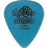 Dunlop – Mediators pour guitares et basses 12 MEDIATORS TORTEX 1.00 MM