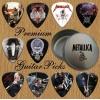 Metallica – Boite Rangement Médiator + Pack de 10 Médiators (T)