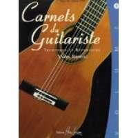 Carnets du guitariste Volume 1