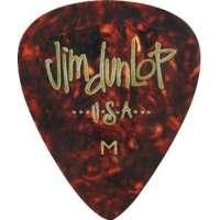 Dunlop – Mediators pour guitares et basses 12 MEDIATORS ECAILLE MEDIUM