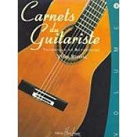 Carnets du guitariste Volume 3
