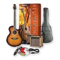 STAGG – Packs Guitare SW206VS P3 EU PACK SW206VSP3EUPACK Neuf garantie 3 ans