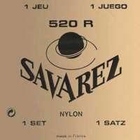 Savarez – Jeux de cordes nylon pour guitares classiques Cordes classique 520R