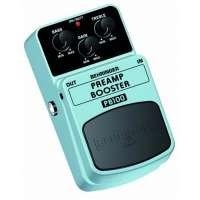 Behringer Preamp/Booster / PB100 Préampli / Booster de volume (Import Royaume Uni)
