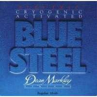Dean Markley – Jeux de cordes pour guitares électriques 2556 BLUE STEEL 10-46