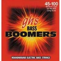 GHS Strings – Jeux de cordes pour les guitares basses 3045 ml – 45/100