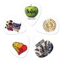 Planet Waves 1CWH6-10B3 Lot de médiators «The Beatles Collection Albums» Heavy 10 pièces (Import Royaume Uni)