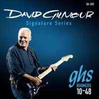 GHS Strings – Jeux de cordes pour guitares électriques Jeu de cordes electrique 10-48 – signature David Gilmour