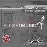 Rocket CL-NT-AL – Jeu de cordes Angel Lopez pour guitare classique